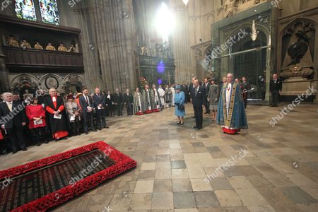 Editorial photo of Commonwealth Day Service, Westminster Abbey, London, Britain - 14 Mar 2016