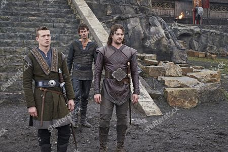 Editorial picture of 'Beowulf' TV show - 2016