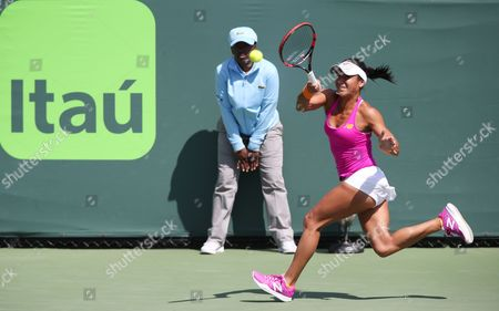 Heather Watson Beats Petra Cetkovska in straight sets to reach 2nd round where she will play Sloane Stephens from the USA at the  Itau Miami Open on Wednesday 23rd March 2016