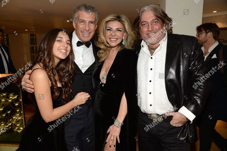 Ariella, Steve Varsano, Lisa Tchenguiz and Robert Tchenguiz