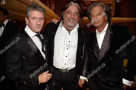 Robert Tchenguiz and Richard Caring