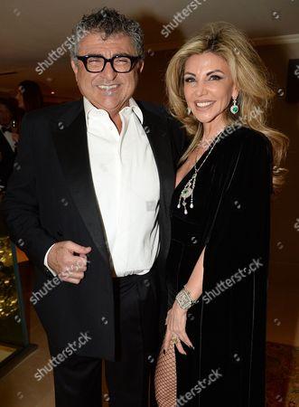 Vincent Tchenguiz and Lisa Tchenguiz