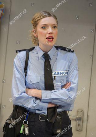 Robyn Addison as Carly,