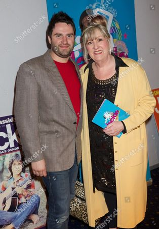Stock Picture of George Gilbey & Linda McGarry