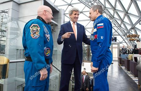 Editorial image of Secretary of State John Kerry visit to Moscow, Russia - 24 Mar 2016