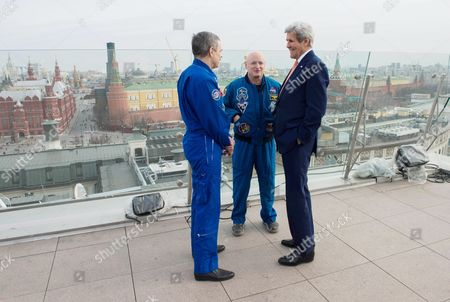Editorial photo of Secretary of State John Kerry visit to Moscow, Russia - 24 Mar 2016