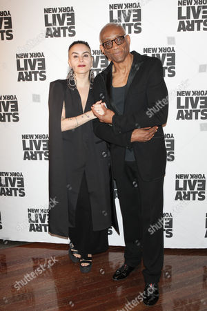 Sonya Tayeh and Bill T Jones
