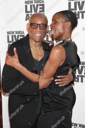 Bill T Jones and Okwui Okpokwasili