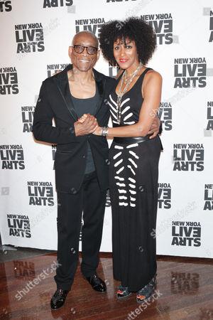 Bill T Jones and Sarah Jones