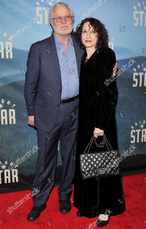 Bebe Neuwirth and husband Chris Calkins