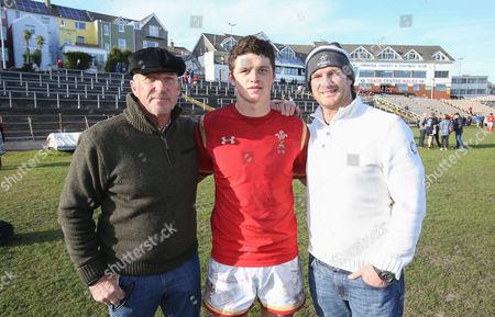 Editorial picture of Wales U18 v Scotland U18, U18 International Series, Britain - 25 Mar 2016
