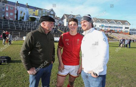 Editorial photo of Wales U18 v Scotland U18, U18 International Series, Britain - 25 Mar 2016