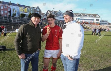 Editorial image of Wales U18 v Scotland U18, U18 International Series, Britain - 25 Mar 2016