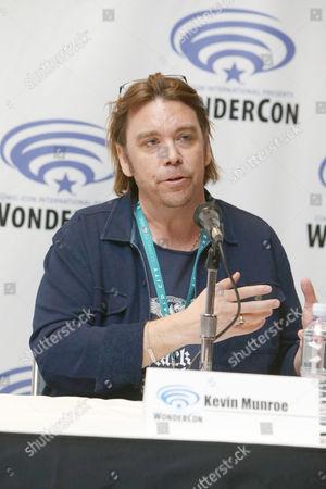Kevin Munroe