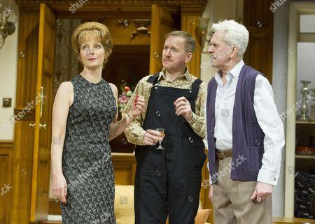Jenny Seagrove as Fiona, Matthew Cottle as William,  Nicholas Le Prevost as Frank
