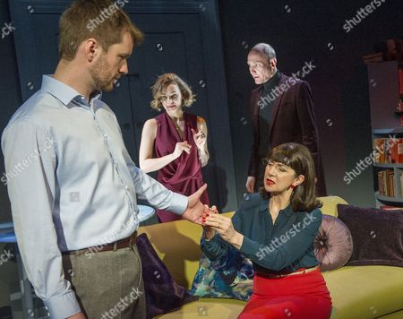Editorial picture of 'Right Now' Play performed at the Bush Theatre, London,UK, 24 Mar 2016