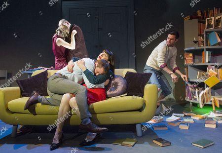 Lindsey Campbell as Alice, Guy Williams as Giles, Sean Biggerstaff as Ben, Maureen Beattie as Juliette, Dyfan Dwyfor as Francis,