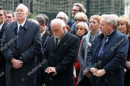 Charles Picque, Jan Peumans, Andre Antoine, Catherine Foncq, Francoise Schepmans