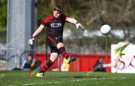 Down goalkeeper Michael Cunningham