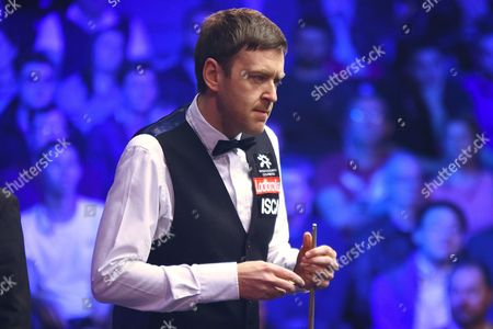 Ricky Walden during the Snooker Players Championship Final at EventCity, Manchester