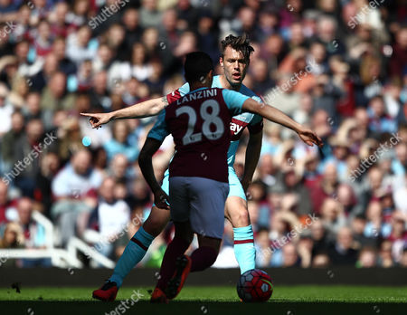 Editorial picture of Football - Mark Noble Testimonial - West Ham United v West Ham United All-Stars Upton Park, Green St, Upton Park, London, United Kingdom - 28 Mar 2016