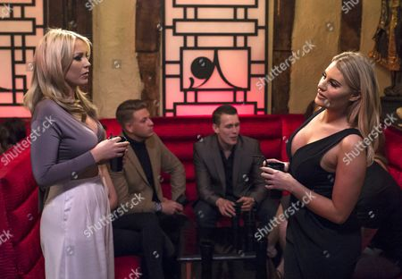 Katie Wright and Danielle Armstrong.