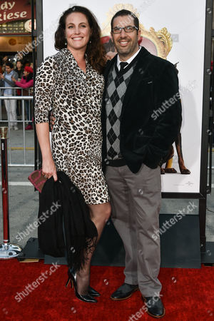 Shannon Lennertz and Christopher Lennertz