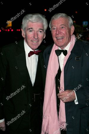 Tom O'Connor and Val Doonican