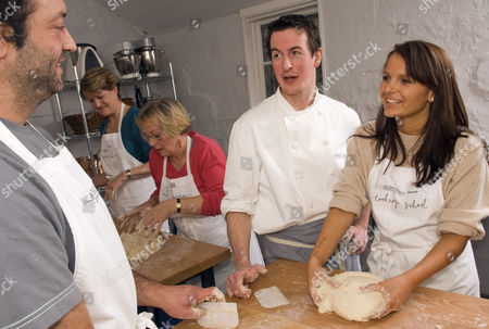 Editorial image of The Bertinet Kitchen Cookery School, Bath, Britain - 16 Jan 2010