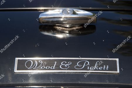 Exclusive Wood and Pickett converted Mini, completed with a Janspeed Turbo engine. These luxury upgrades were popular with people including Peter Sellers and the Beatles.