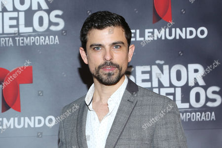 Stock Picture of Jorge Luis Moreno