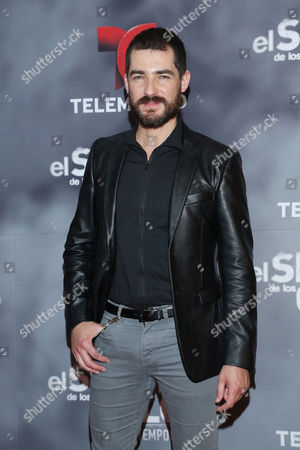 Stock Picture of Manuel Balbi