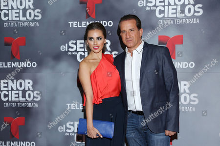 Editorial image of 'Lord of Heaven' season 4 TV Series premiere, Mexico City, Mexico - 28 Mar 2016