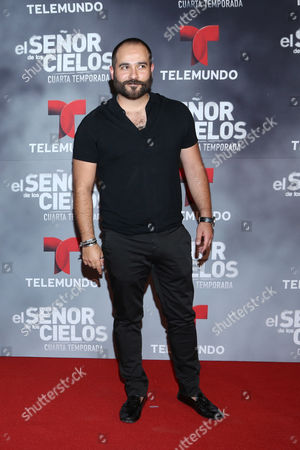 Editorial picture of 'Lord of Heaven' season 4 TV Series premiere, Mexico City, Mexico - 28 Mar 2016