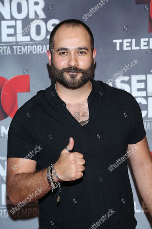 Stock Picture of Cristian Santin