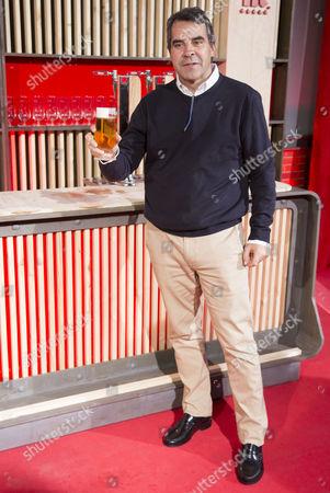 Stock Image of Luis Aragones
