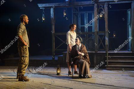 Elliot Cowan (Charlie Morris), Anna Madeley (Marta Gottering), Sian Phillips (Madame Nielsen)