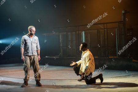Elliot Cowan (Charlie Moss), Danny Sapani (Tshembe Matoseh)