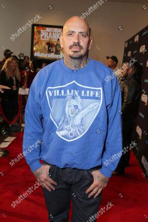Editorial picture of 'Natural Born Pranksters' film premiere, Los Angeles, America - 29 Mar 2016