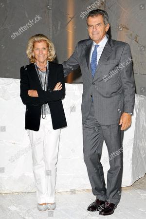 Editorial photo of Ferruccio Ferragamo, Milan, Italy - 12 Sep 2013