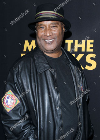 Editorial photo of 'Meet the Blacks' film premiere, Los Angeles, America - 29 Mar 2016