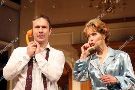 Jason Merrells as Bob Philips and Jenny Seagrove as Fiona Foster