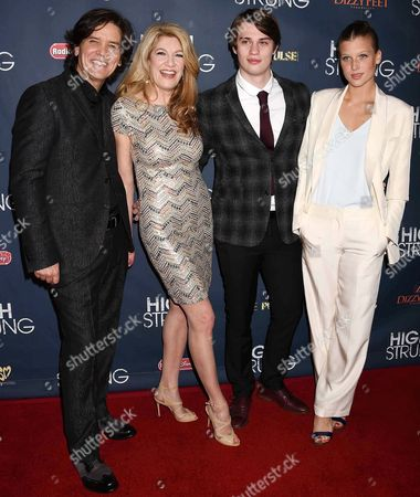 Editorial image of 'High Strung' film premiere, Los Angeles, America - 29 Mar 2016