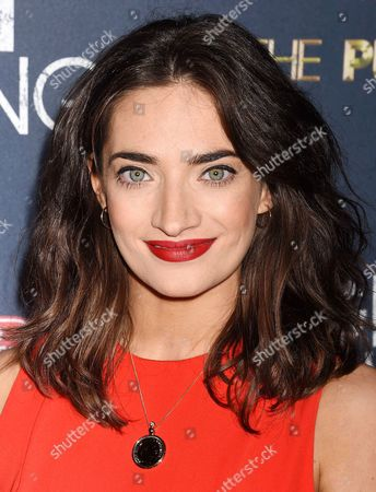 Editorial picture of 'High Strung' film premiere, Los Angeles, America - 29 Mar 2016