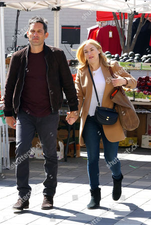 Kate Winslet and Enrique Murciano