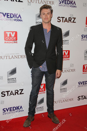 Editorial picture of TV Guide and Starz celebrate 'Outlander' TV series, Los Angeles, America - 30 Mar 2016