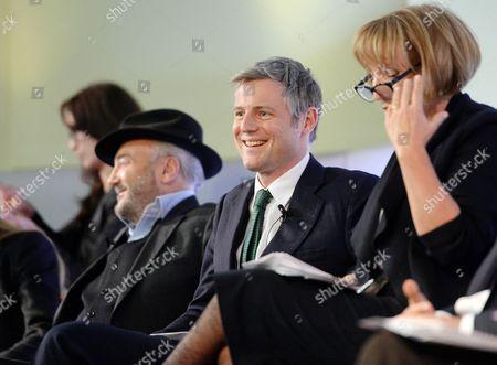 George Galloway, Zac Goldsmith, Sarah Sands