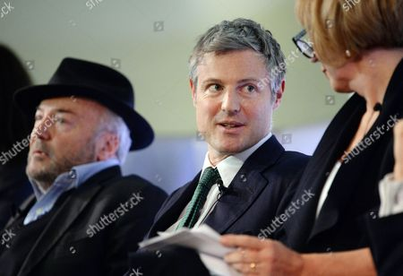 Editorial photo of Evening Standard Mayoral Debate, London, Britain - 03 Feb 2016