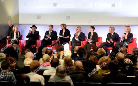 George Galloway, Zac Goldsmith, Sarah Sands, Sadiq Khan, Caroline Pidgeon, Peter Whittle, Sophie Walker