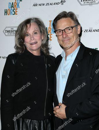 Stock Photo of Pamela Guest, Nicholas Guest